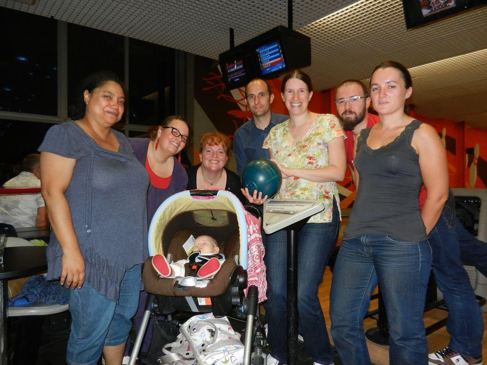 Synopsis rencontre Aurélie au bowling !