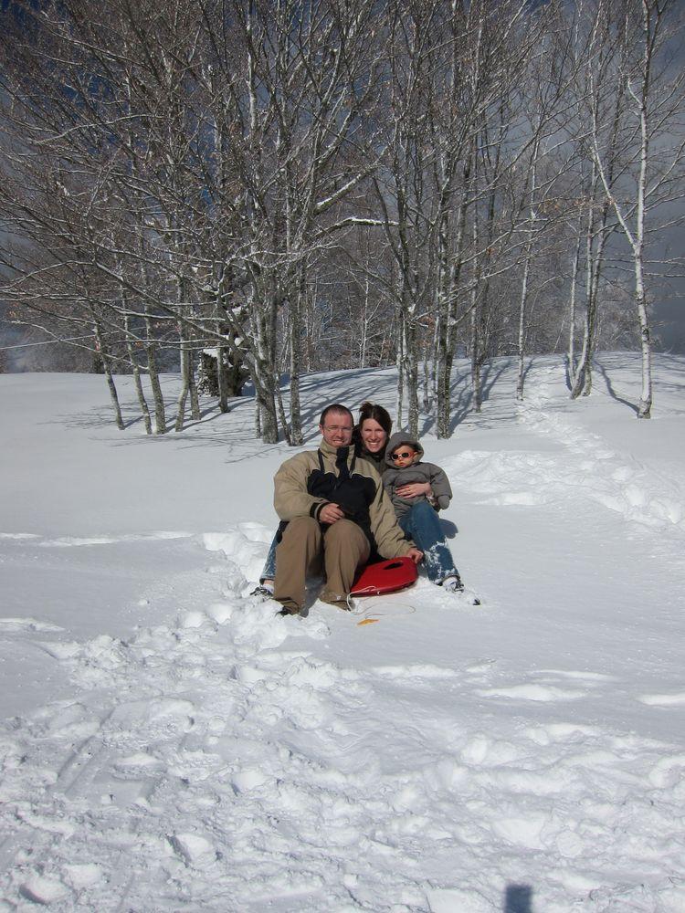 03/02/2013 - Papa, Maman & Aurélie - Monts d'Olmes