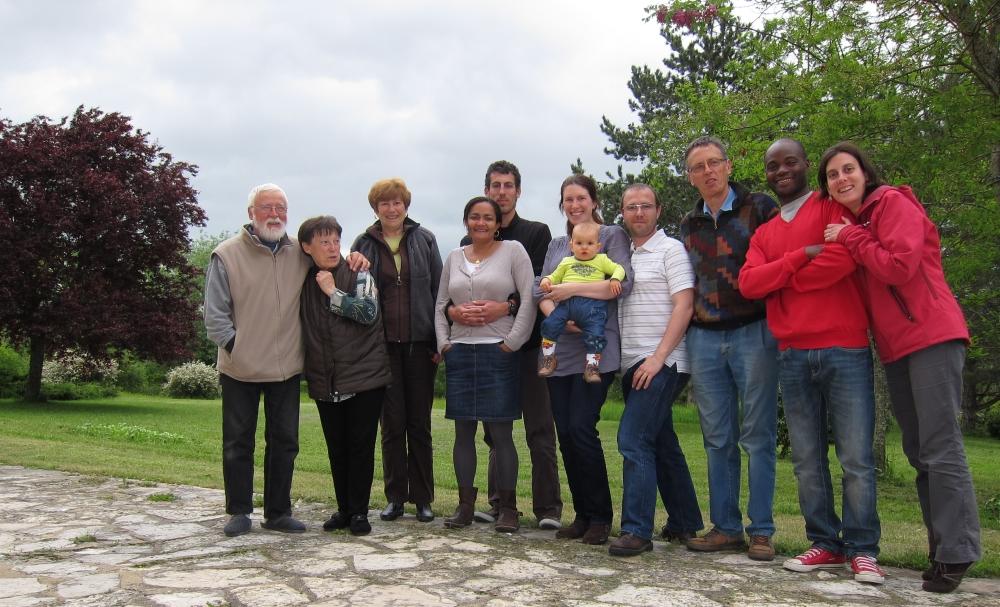 Jean, Geneviève, Nicole, Nicolas, Myriam, Hélène, Aurélie, Frédéric, Pierre, Palin, Marianne
