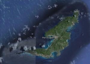 Bequia (image Google Earth)