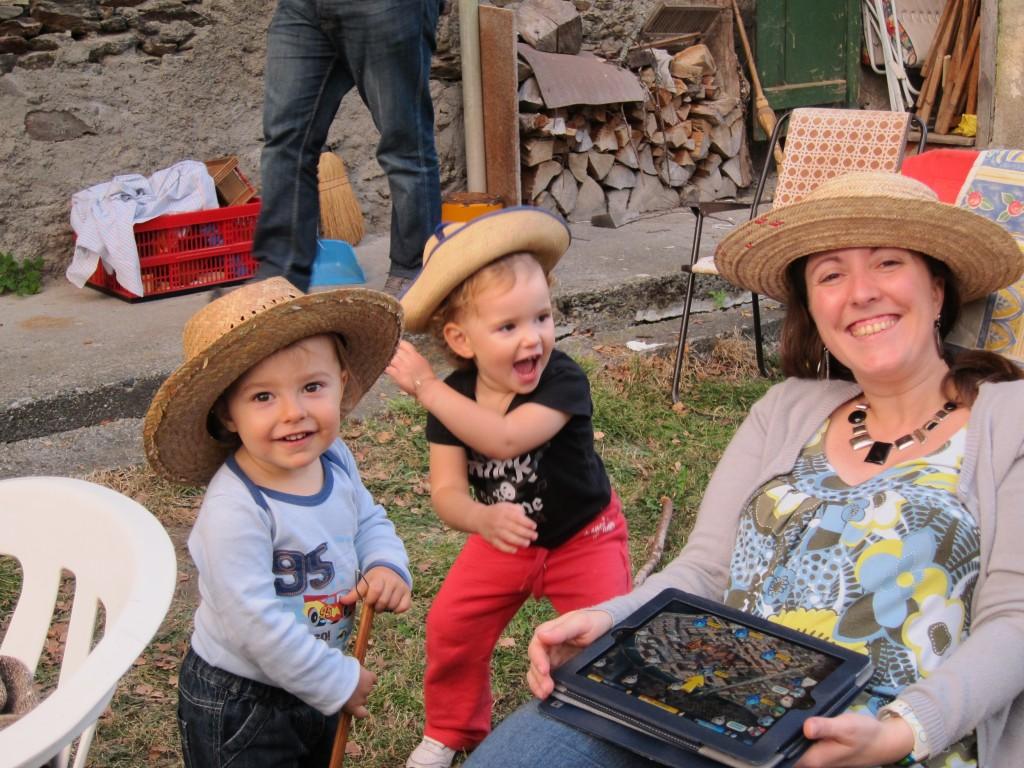Thomas, Aurélie, Tatine