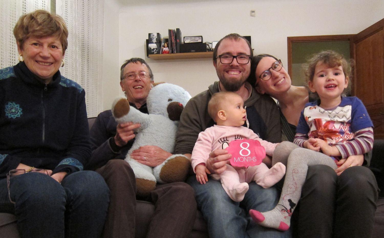 MamieNicole, PapiPierre, NounoursBleu, Frédéric, Alicia, Hélène, Aurélie